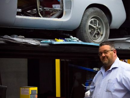 Nowosielski autoschadeherstel Ronald Aarsen